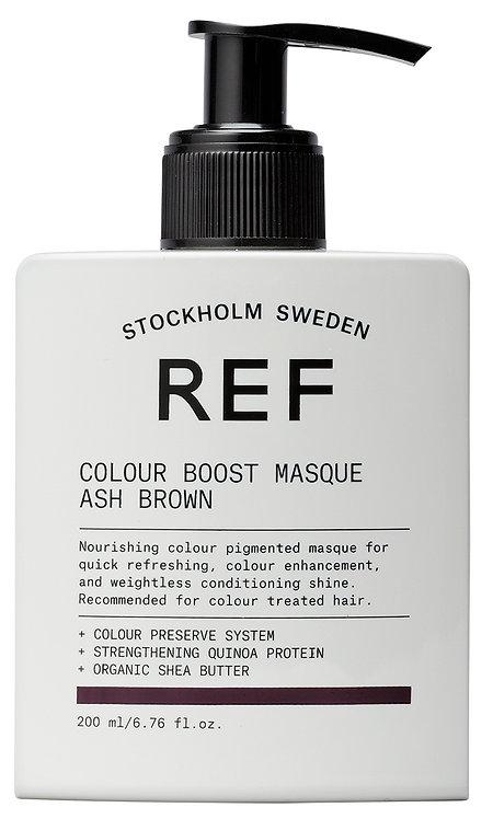 Colour Boost Masque 200ml - Ash Brown