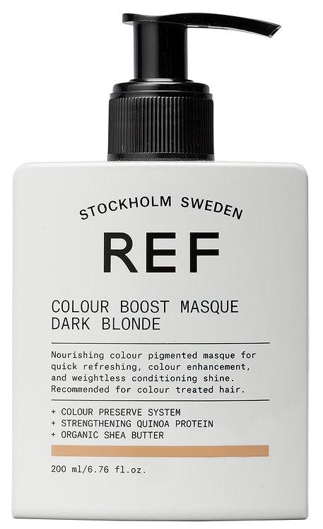 Colour Boost Masque 200ml - Dark Blonde