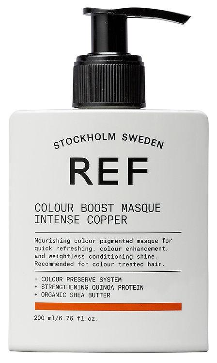 Colour Boost Masque 200ml - Intense Copper
