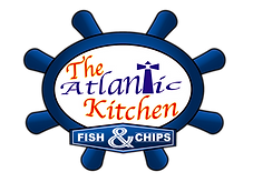 Atlantic Kitchen logo on transparent bac