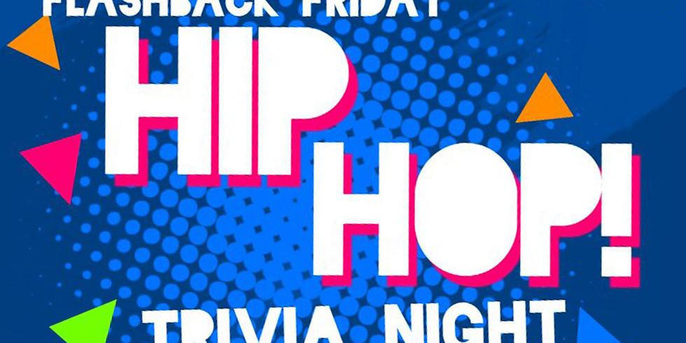 Flashback Hip Hop Friday Night