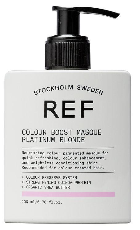 Colour Boost Masque 200ml - Platinum Blonde
