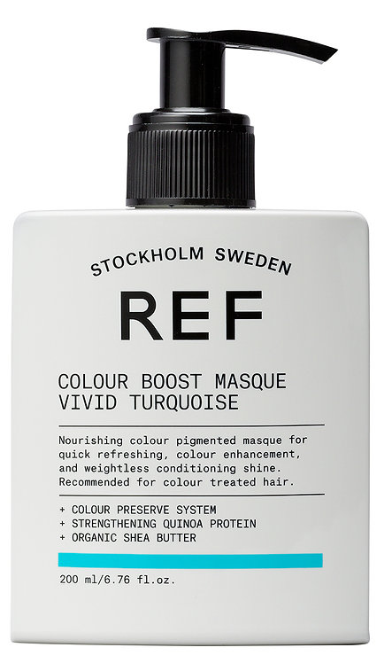 Colour Boost Masque 200ml - Vivid Turquoise