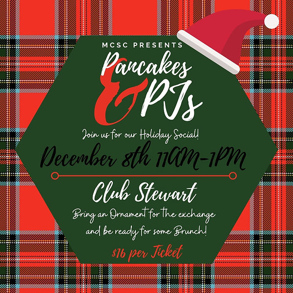 Join us for Pancakes and Pjs 12_9_2020 1