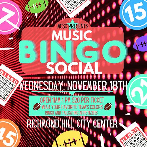 November 2020 Social