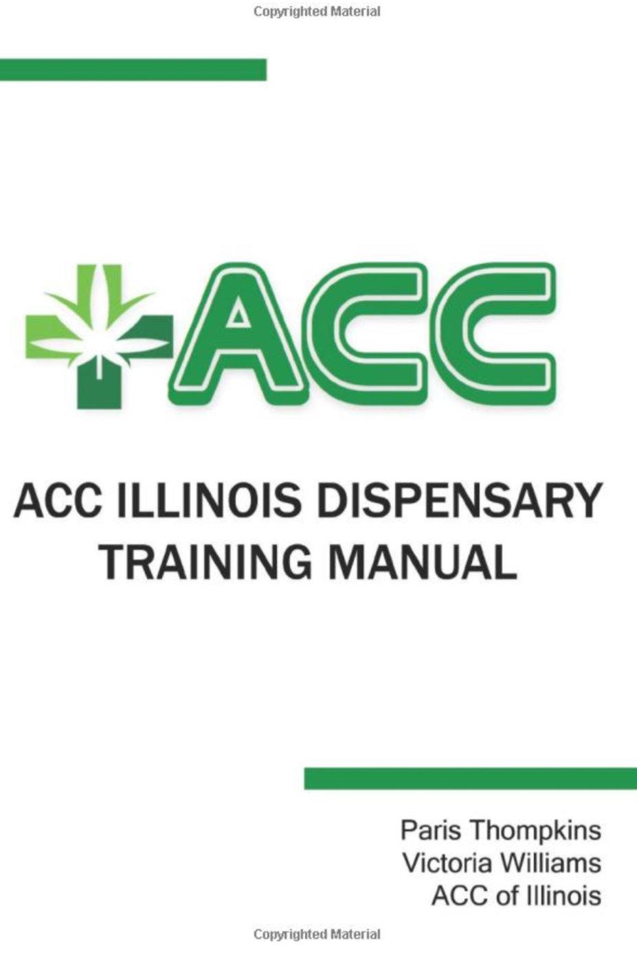 Dispensary Training Manual