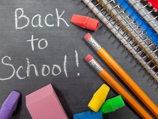 Herzlich Willkommen zum neuen Schuljahr!
