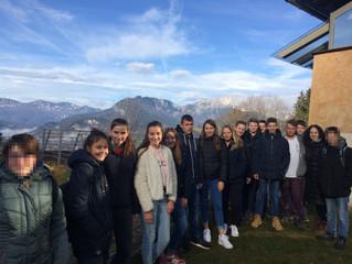 9. Klasse: Exkursion nach Dachau und Berchtesgaden