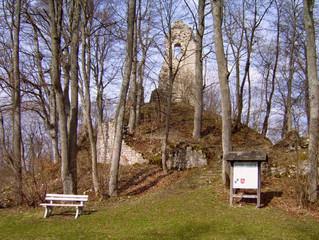 Geschichte vor Ort: Burgruine Hohenstein
