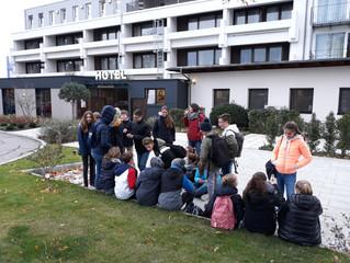 Klasse 8 in Reutlingen