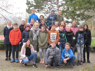 Klasse 7: Forschungswoche in Adelsheim