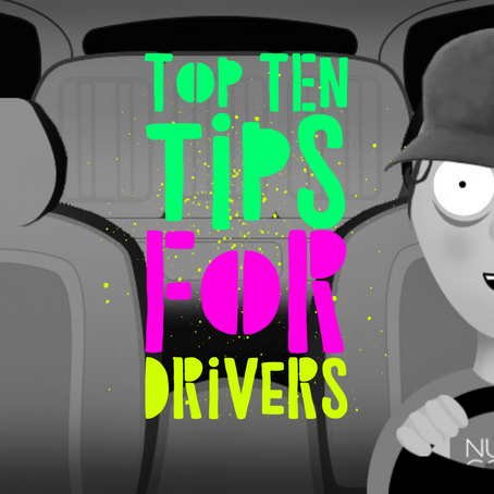Top Ten Real Tips for Drivers