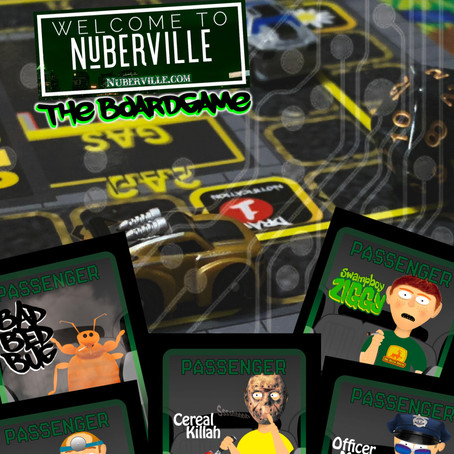 Welcome to Nuberville ... the game!