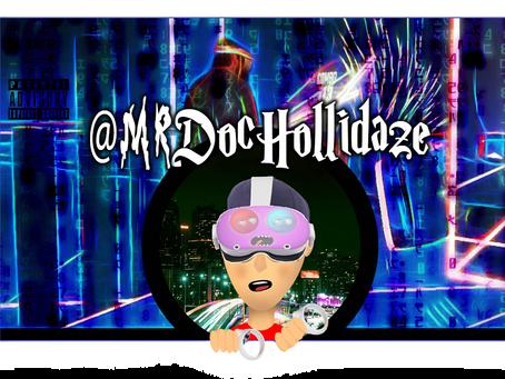 Gaming with @MrDocHollidaze