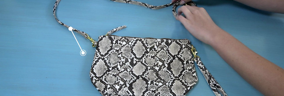 Crossbody Bag / Makeup / Clutch Bag