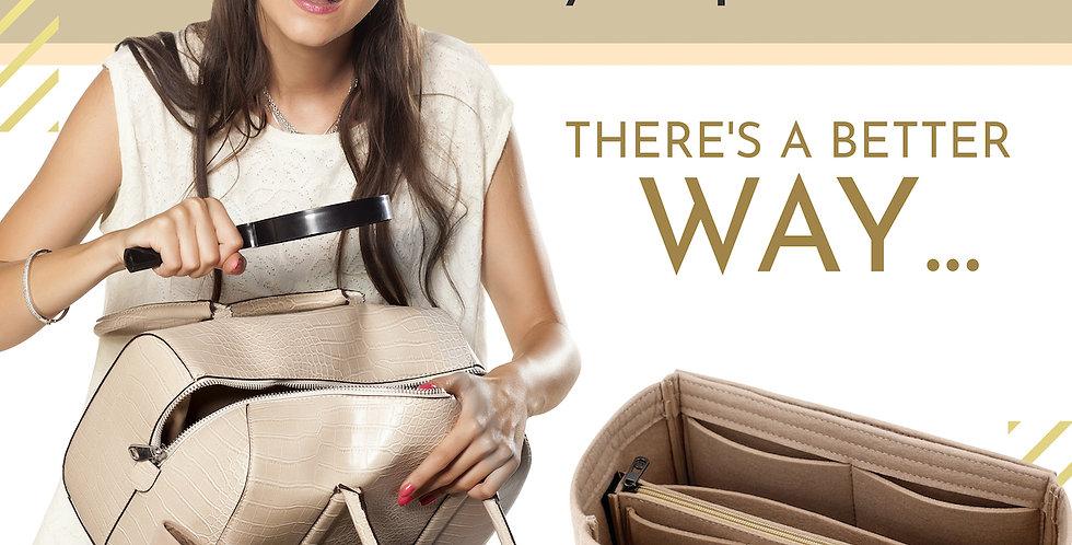Handbag Organiser 2