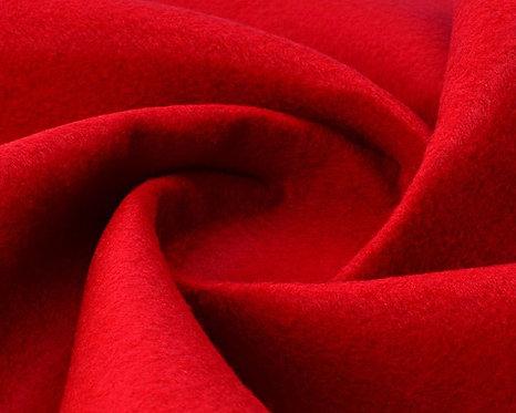 Red Acrylic felt