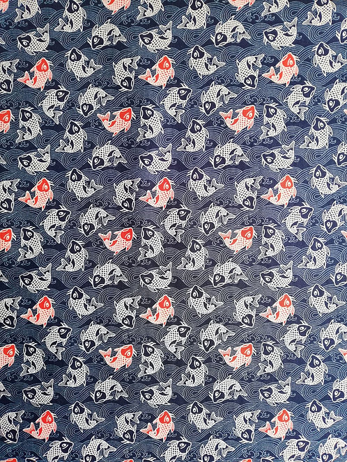 Kyoto Collection Of Printed Cotton Fabric