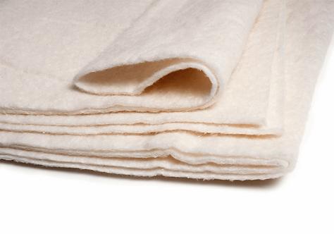Heirloom Premium Cotton Wadding