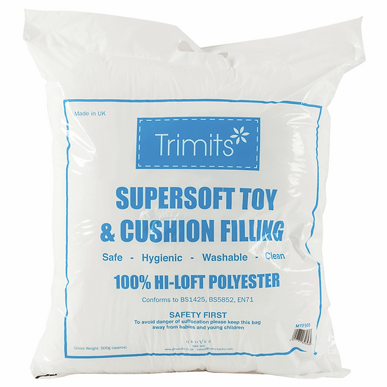 TOY FILLING - POLYESTER 250g