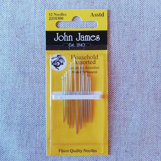 John James Household needles