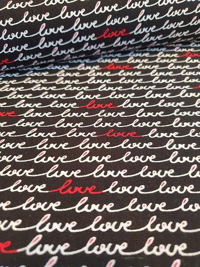 LOVE STORY - SCRIPT - COTTON FQ