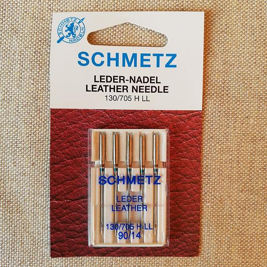 SCHMETZ LEATHER MACHINE NEEDLES