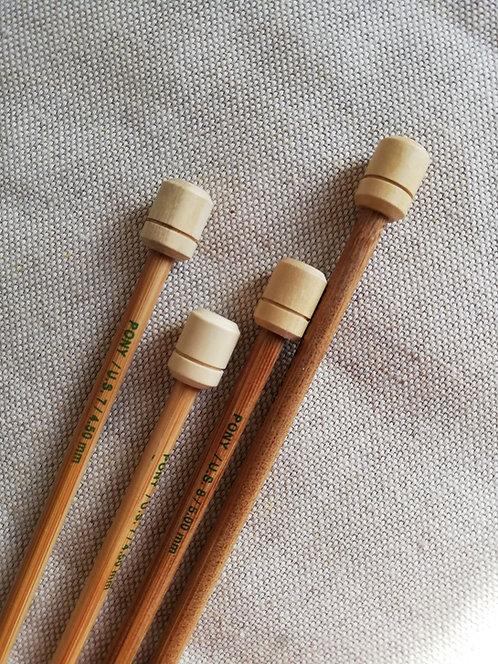 Pony Bamboo Knitting Needles