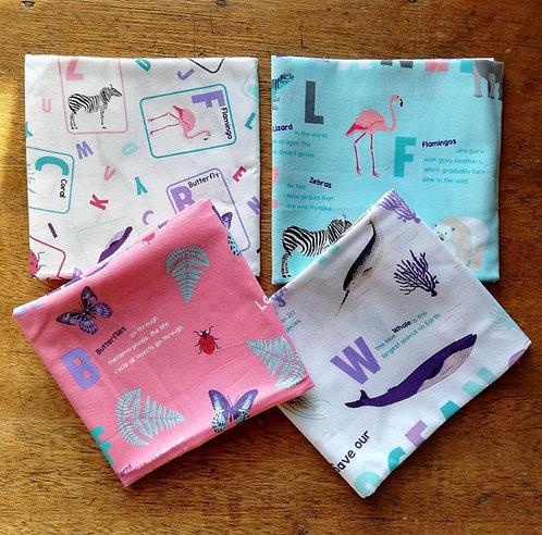 Love Your World Cotton Print Fabrics