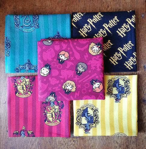 Harry Potter Print Cotton Fabrics