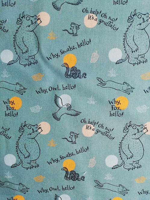 Kyoto Collection Of Printed Cotton Fabric With Why Hello Print