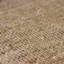 Hessian Fabric Sometimes Called Jute