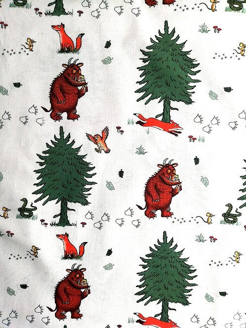 Kyoto Collection Of Printed Cotton Fabric A Walk In The Woods