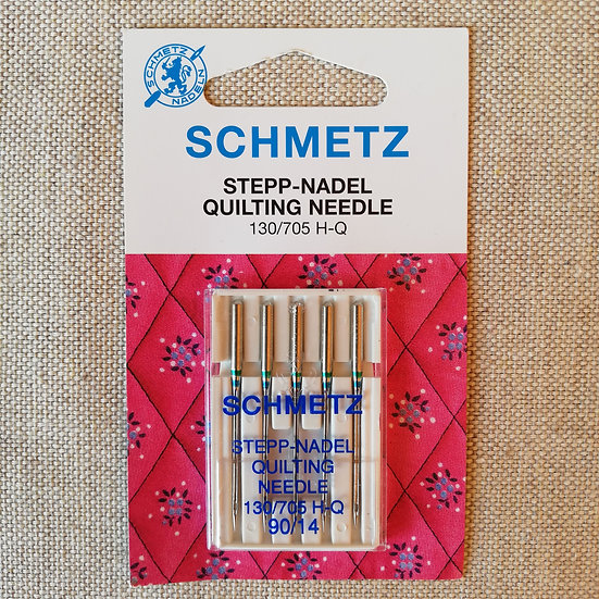 SCHMETZ QUILTING MACHINE NEEDLES - 90