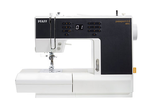 Pfaff Sewing Machine Called The Passport 2.0