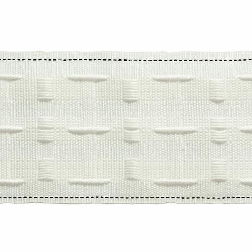 75mm Curtain Header Tape