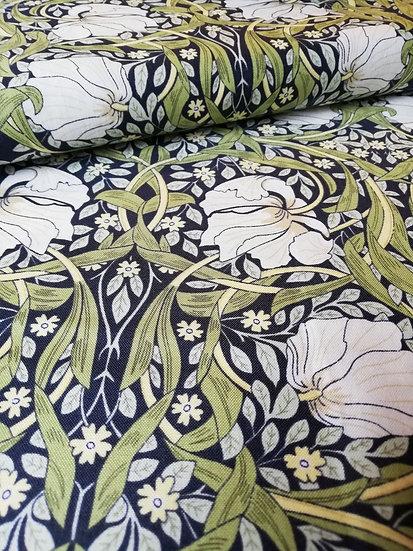 William Morris Print Pimpernel Cotton Fabric