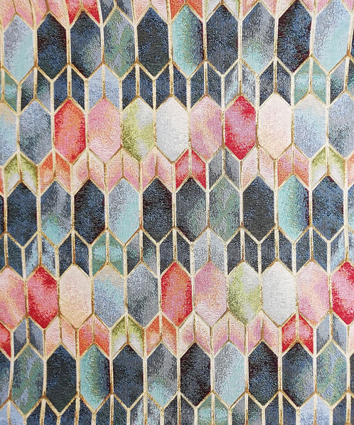 Tapestry Look Fabric Called Big Vincent