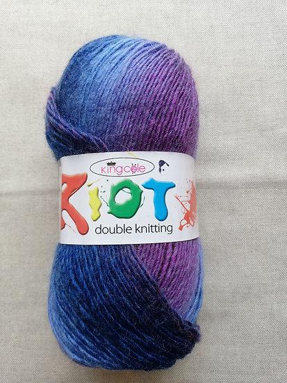 Riot DK Knitting Yarn in Shade Cosmopolitan