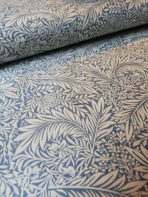 William Morris Print Larkspur Cotton Fabric
