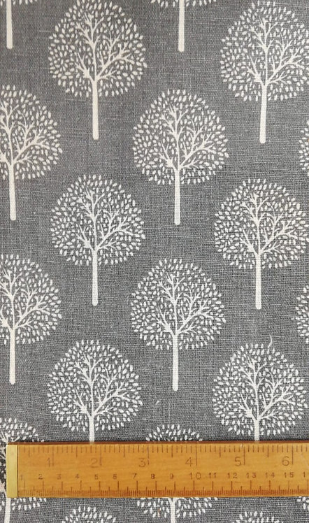 Mulberry Trees On A Dark Grey Background