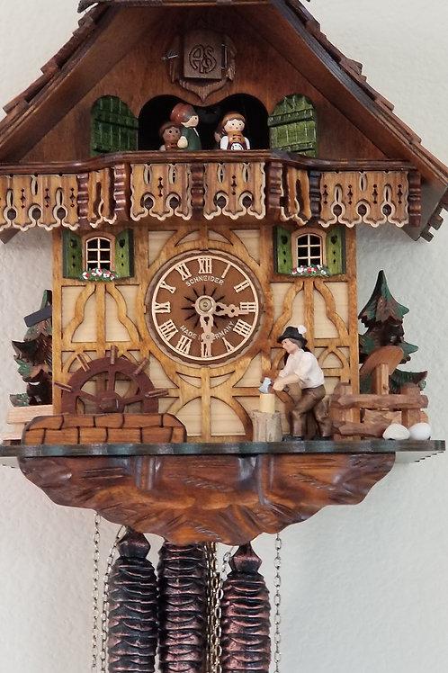 Schneider Dutch Black Forest clock