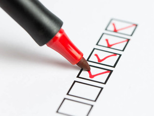 Estate Administration Checklist