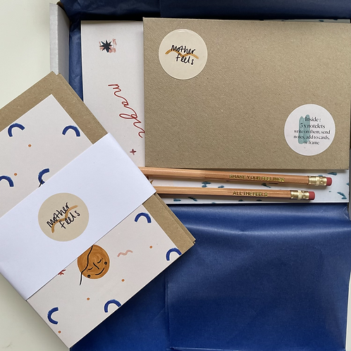 Connect Stationery Set - A full set of goodies