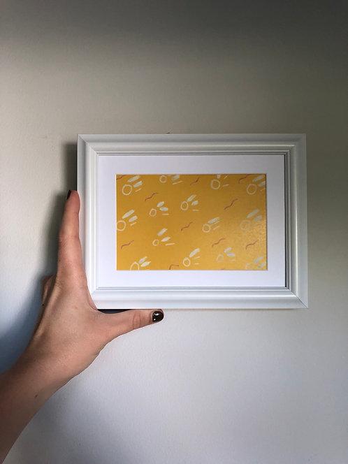 'Got Sunshine' print