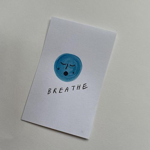 Tiny Spring Joy Originals - Breathe