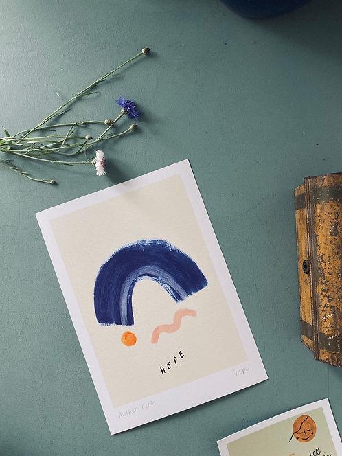 'Hope' A4 Art Print
