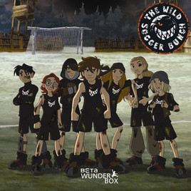 THE WILD SOCCER BUNCH