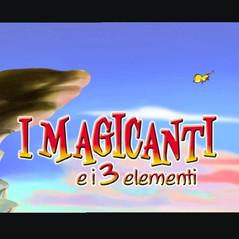 I MAGICANTI E I 3 ELEMENTI