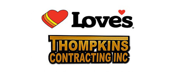 Thompkins Contracting to Break Ground on Love's Travel Stop in Moore Haven